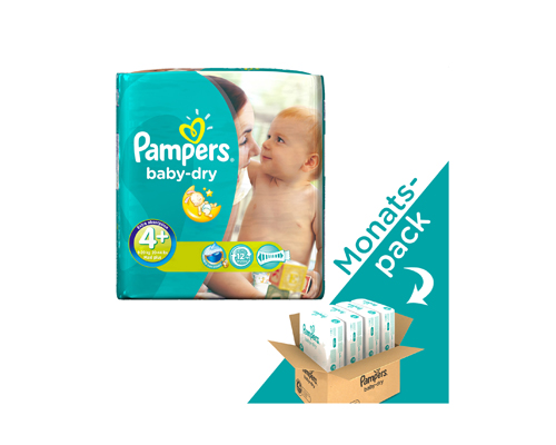pampers maat 1 maandbox