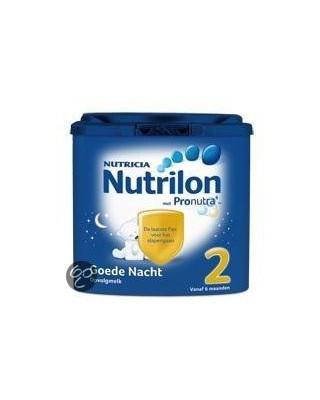 nutrilon 2 standaard aanbieding