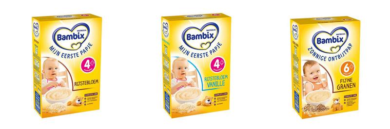 Eerste Hapjes Van Je Baby