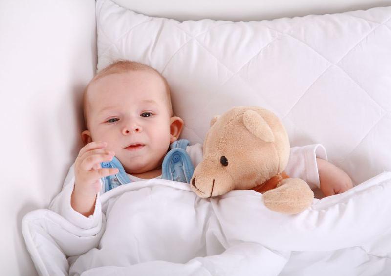 tips verkoudheid baby