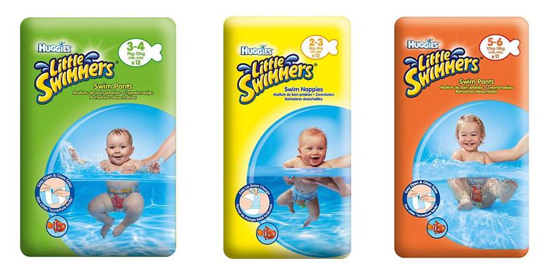 Zwemluiers huggies