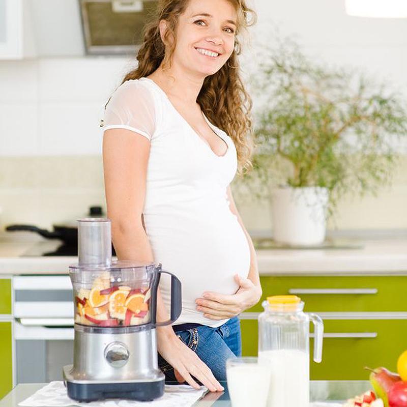 Wat moet je eten tijdens de zwangerschap 2