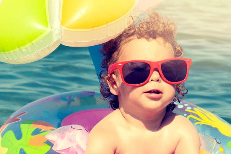 Hoe overleven jij en je baby de tropische dagen die voorspeld zijn 2