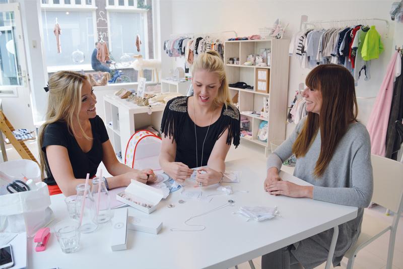 Bebi Amsterdam ontwerpt speenkoorden voor fashionable moms 2