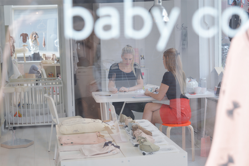 Bebi Amsterdam ontwerpt speenkoorden voor fashionable moms