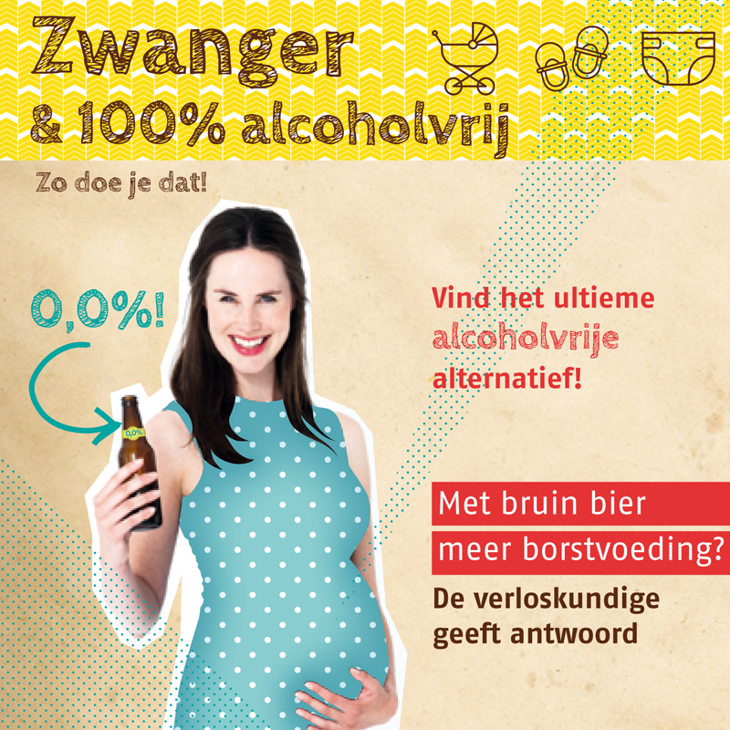 Zwanger & alcoholvrij