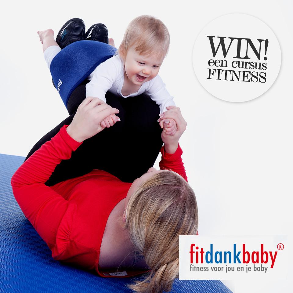 Win een complete fitnesscursus voor moeder en baby