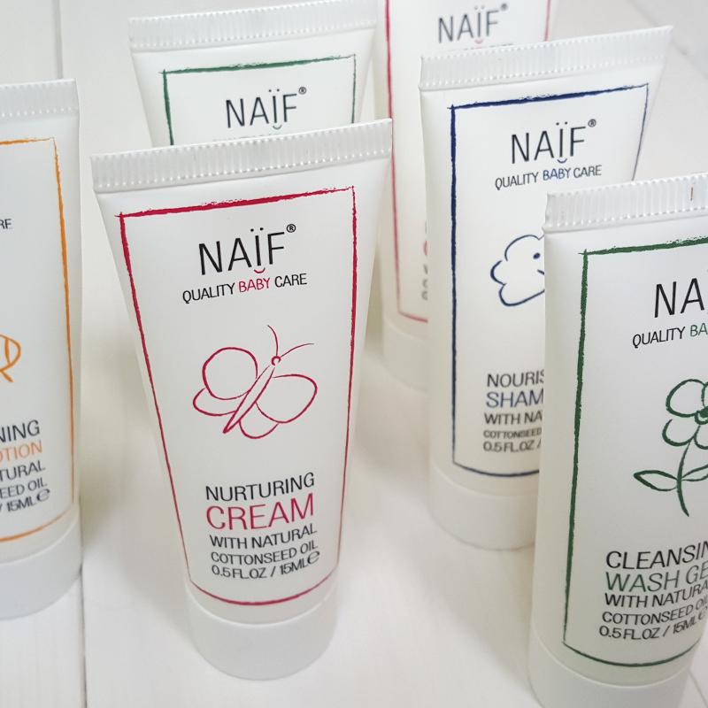 NAIF samples voor 4-95 en een voucher ter waarde van 4-95 op je volgende bestelling-2