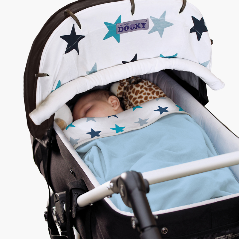 Win een Dooky Cover star + Dooky Blanket baby in pink of blue 2