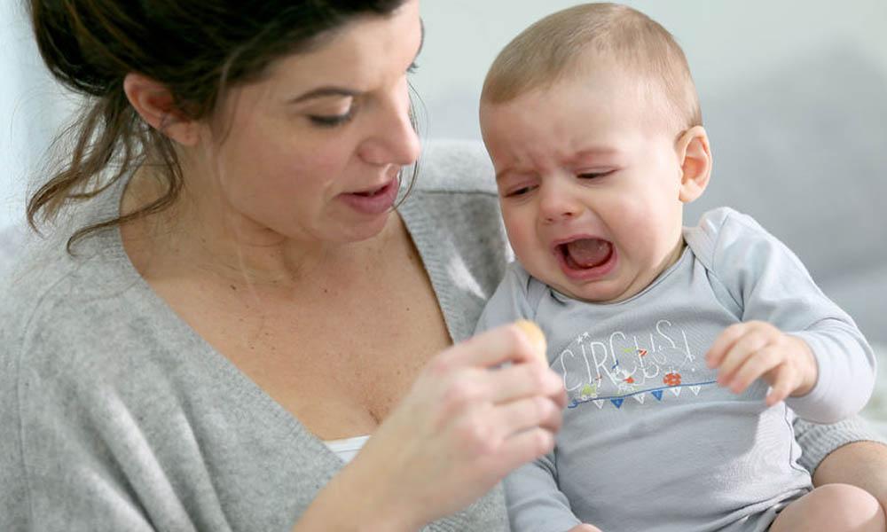 Weet wanneer een baby pijn heeft