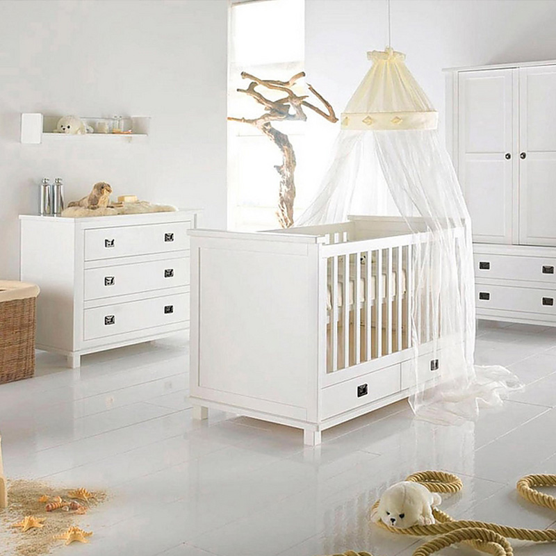 Inspiratie babykamer kidsmill jersey ledikant commode en - Kidsmill shakery ...