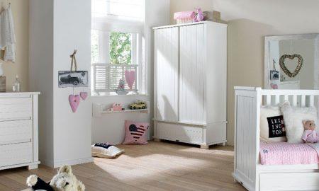 Kinderkamer Roze Grijs : Vergeet baby roze en babyblauw babykamer vintage is het he le maal
