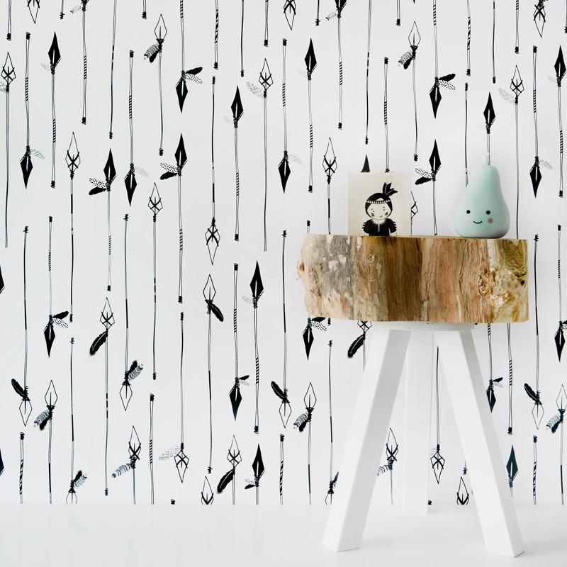 Met een prachtige collectie behang maakt zoedt van elke babykamer een feestje - Behang voor volwassen kamer ...
