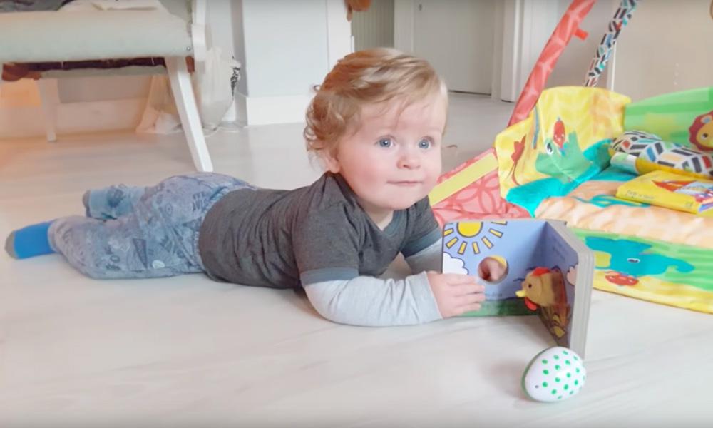 Mama Wytske Vlog: Dat was even schrikken! Met Seppe naar de EHBO omdat hij een stuk plastic in z'n keel had