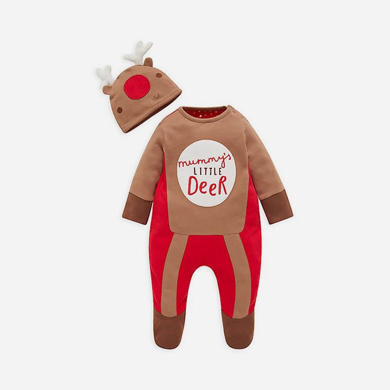Babykleding Voor Kerst.Tip 26 Super Schattige Babykleertjes Voor De Kerstdagen