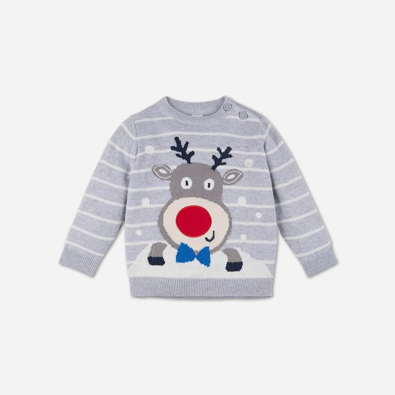 Tip 26 Super Schattige Babykleertjes Voor De Kerstdagen