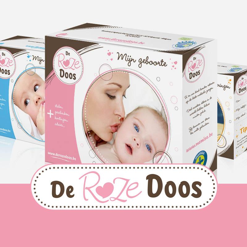 De Roze Doos Babydoos