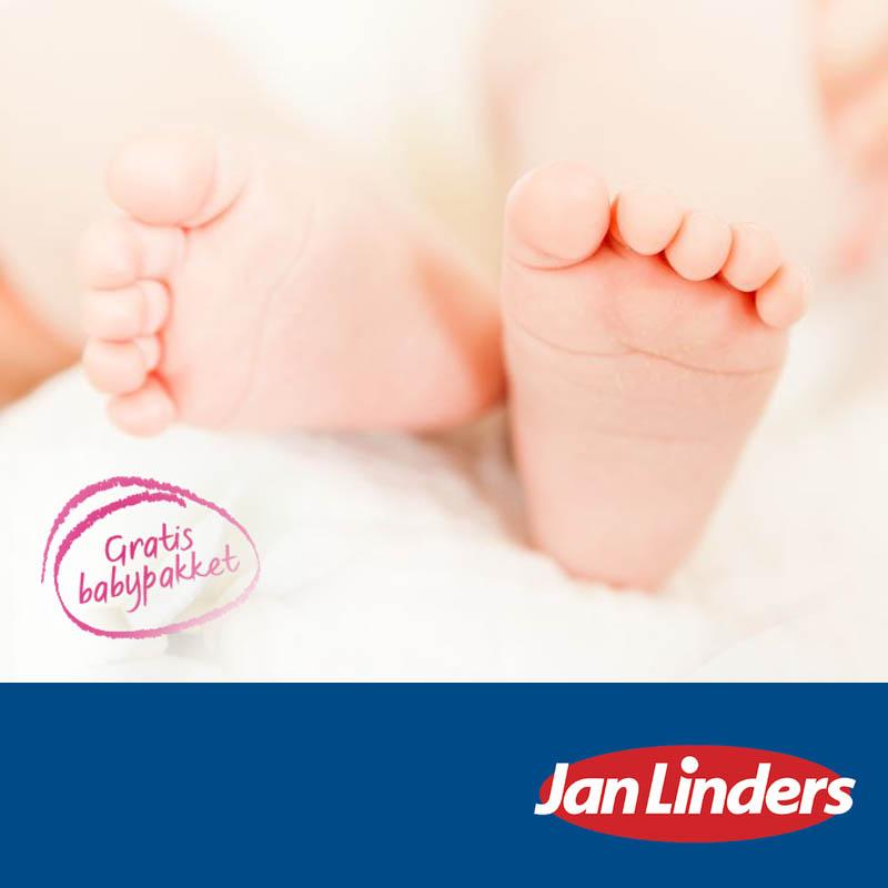 Jan Linders Babypakket