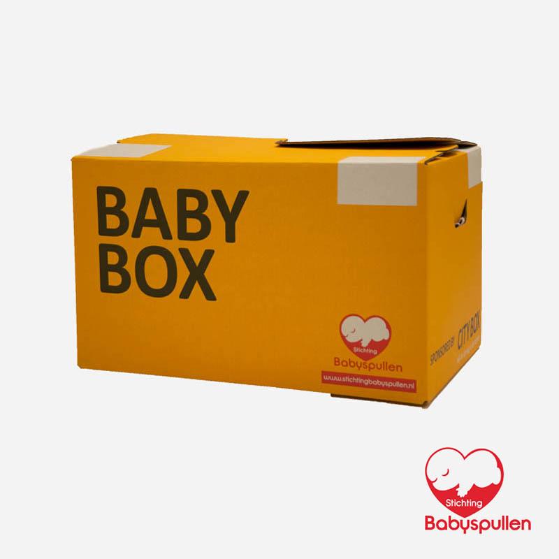 Stichting Babyspullen Startpakket