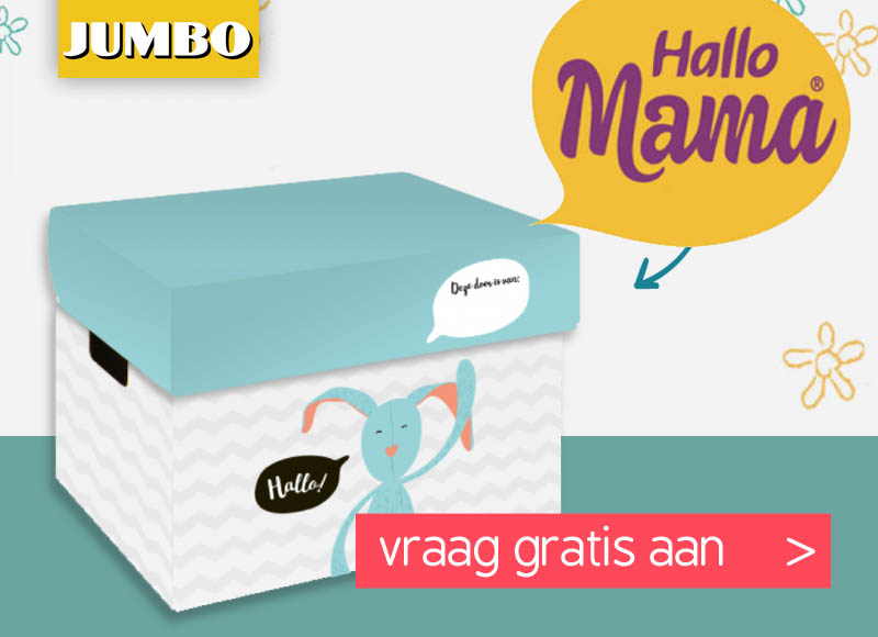 Jumbo Hallo Mama Babypakket