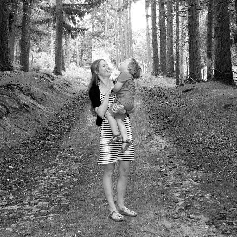 Mama Leonie: Op vakantie naar de camping met een baby en
