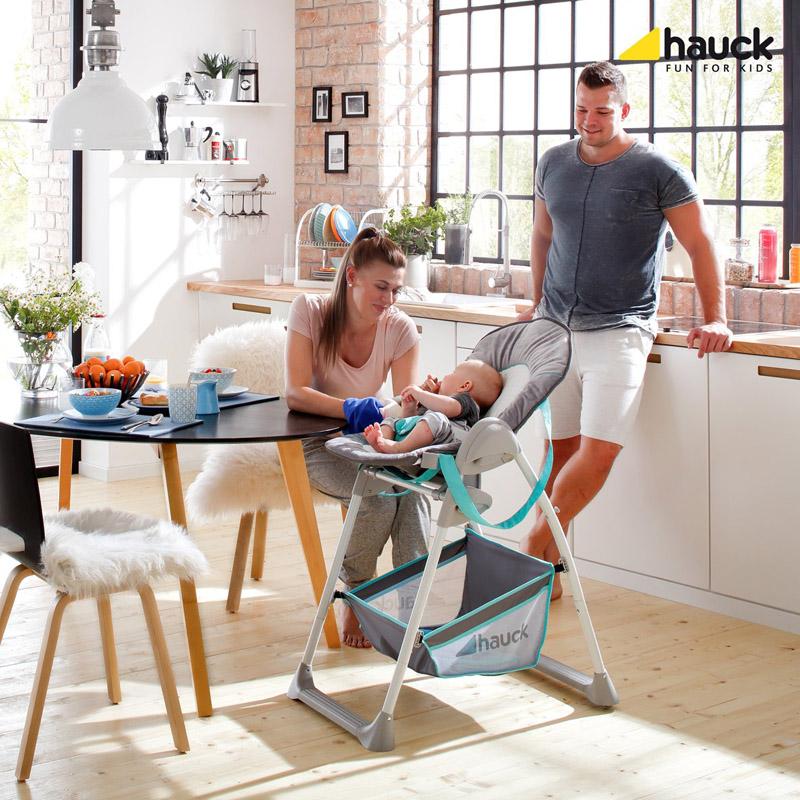 Kinderstoel 0 Maanden.De Hauck Sit N Relax Een Kinderstoel En Wipstoel In Een