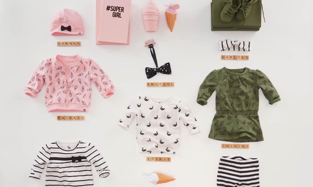 merkkledij voor babys
