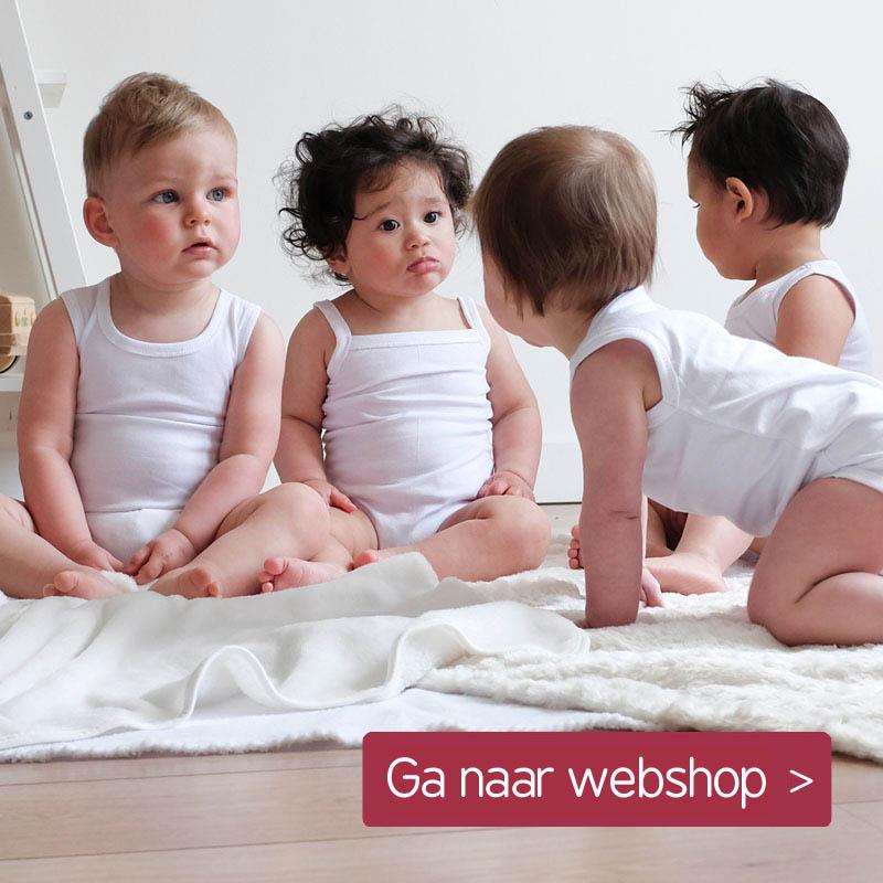 Baby rompertjes Zeeman