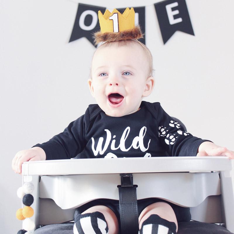 Baby Taart 1 Jaar