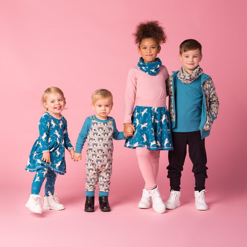 Nieuwe Wintercollectie Kinderkleding.Nieuwe Baby En Kinderkleding Collectie Van Maxomorra