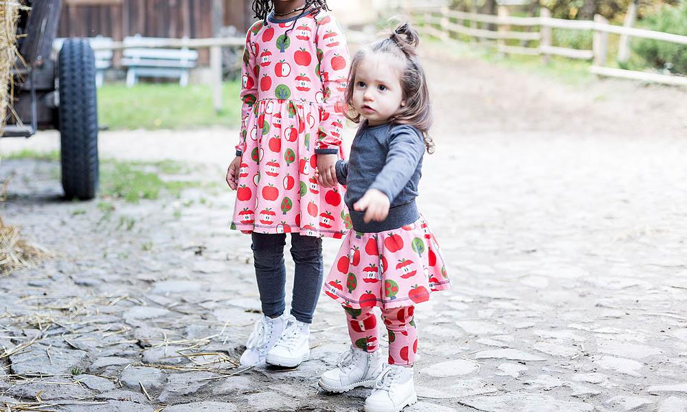 Nieuwe Wintercollectie Kinderkleding.Maxomorra Baby En Kinderkleding Van Biologisch Katoen