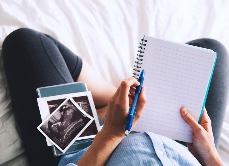 Handige checklist voor je babyuitzet