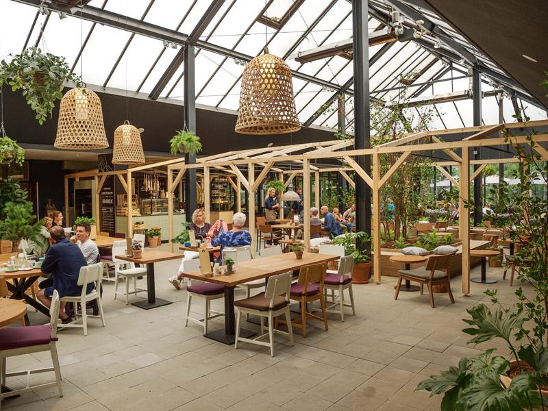 Landal Miggelenberg restaurant