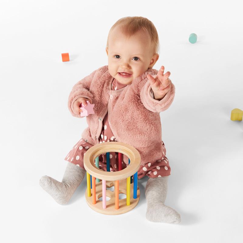 Verwonderlijk HEMA babyspeelgoed nu 20% korting! - Babystraatje.nl YK-64