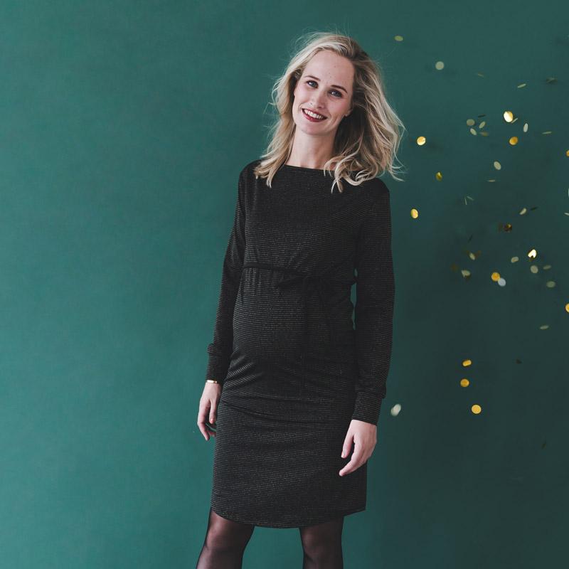 Zwangerschapskleding Jurk Feest.Nieuwe Feestcollectie Prenatal Positiemode Babystraatje Nl