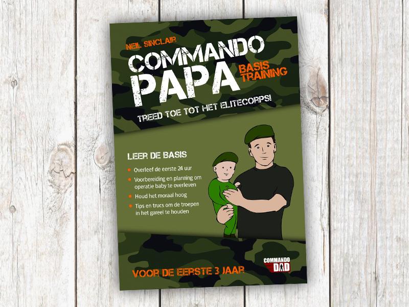 Commando papa