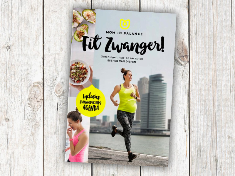 Mom in balance: fit zwanger