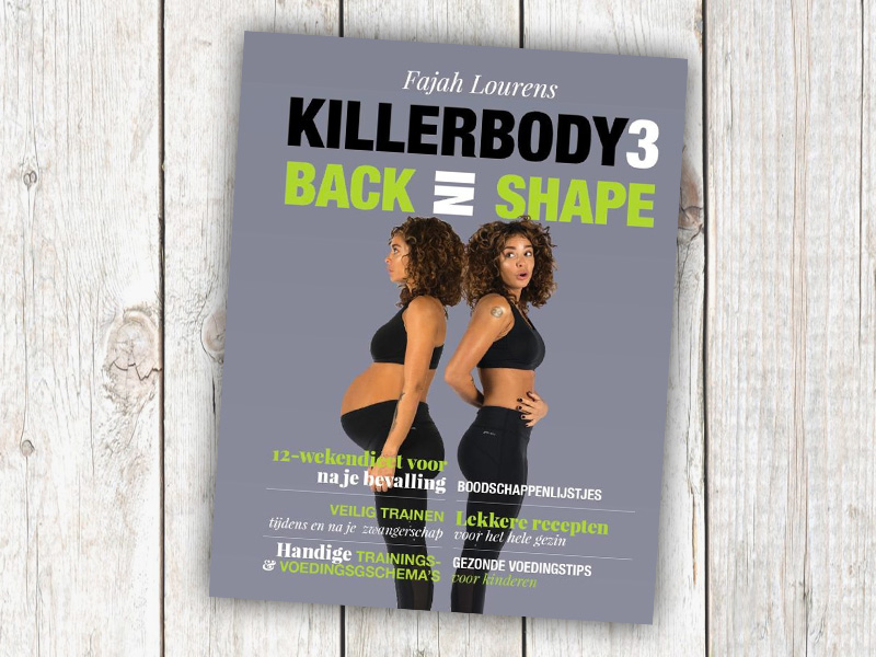 Killerbody back in shape (Fajah Lourens)