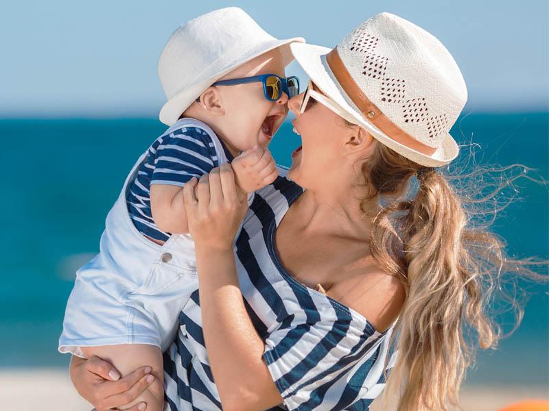 Welke vakantiebestemming met baby