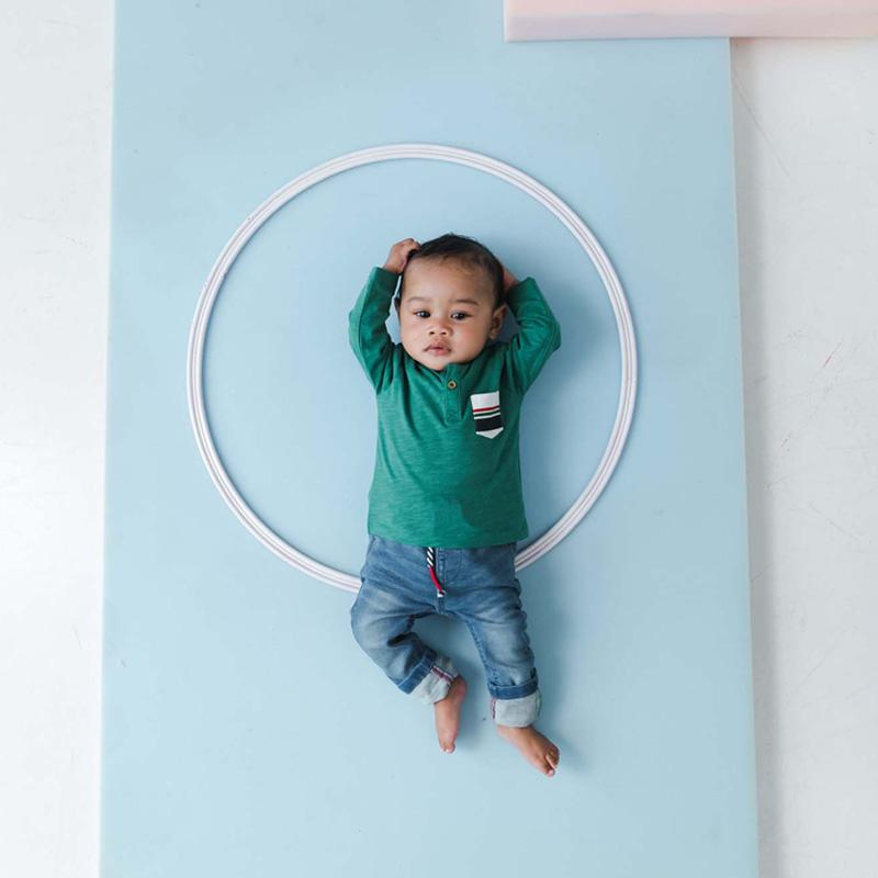prenatal babykleding sporty fifties