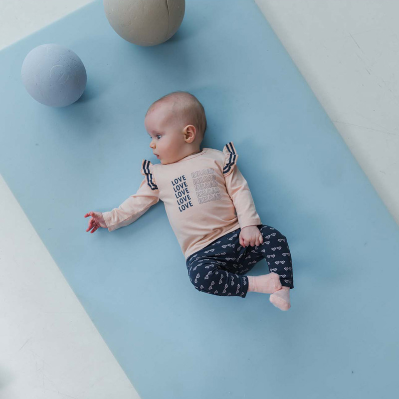 sporty fifties babykleding prenatal