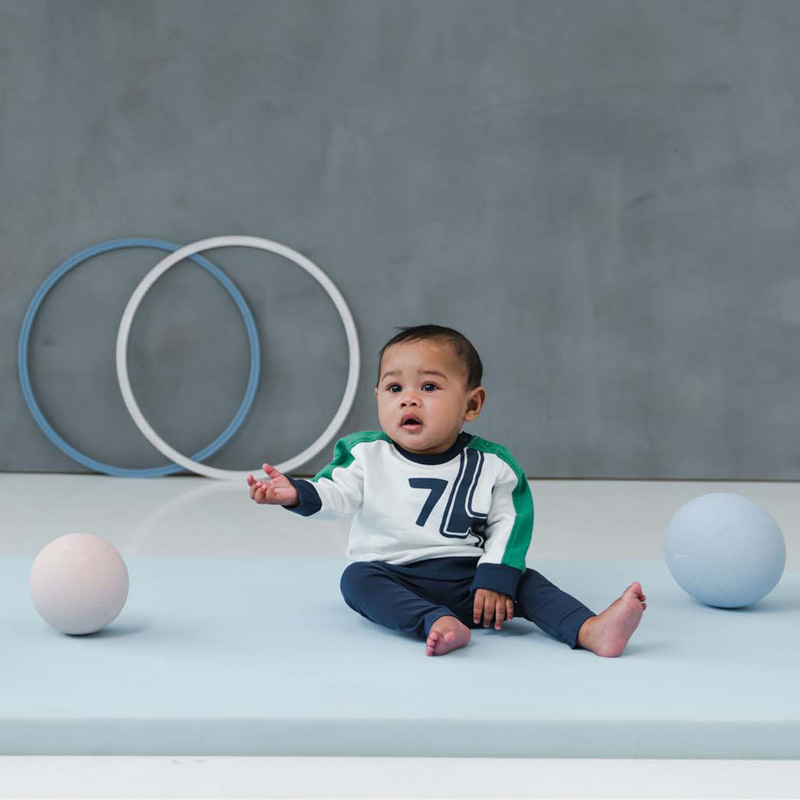 prenatal sporty fifties babykleding