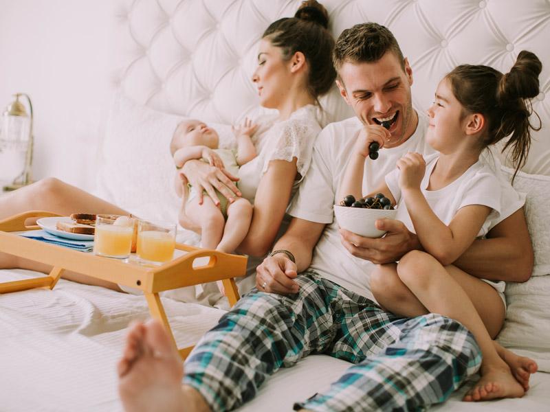 Strak buikje na de zwangerschap