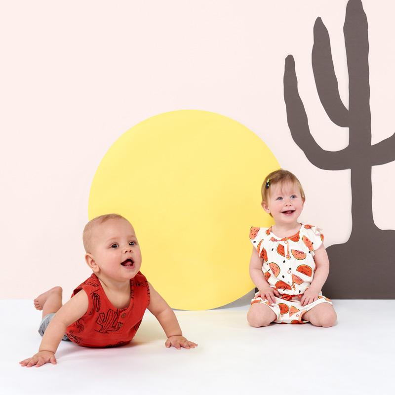 lente zomercollectie baby 2019 Hema