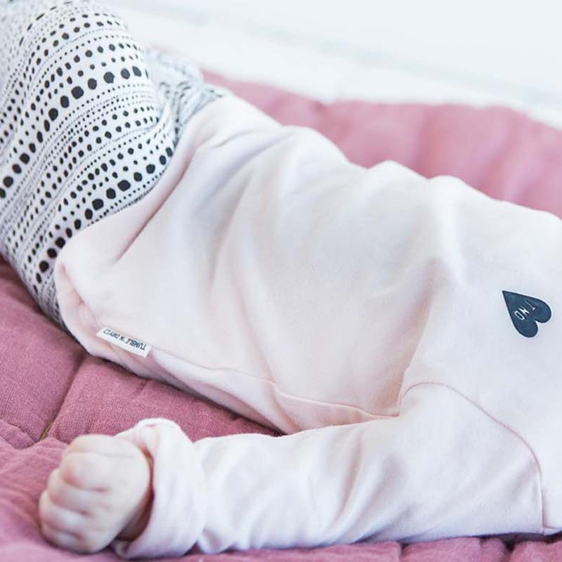 baby newborn Tumble N Dry zero essentials collectie