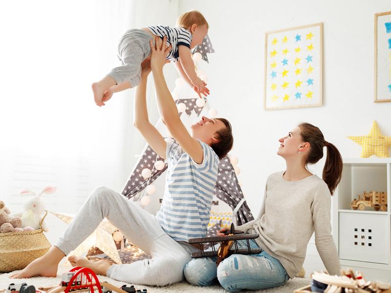 Zo houd je de uitgaven in bedwang met een baby