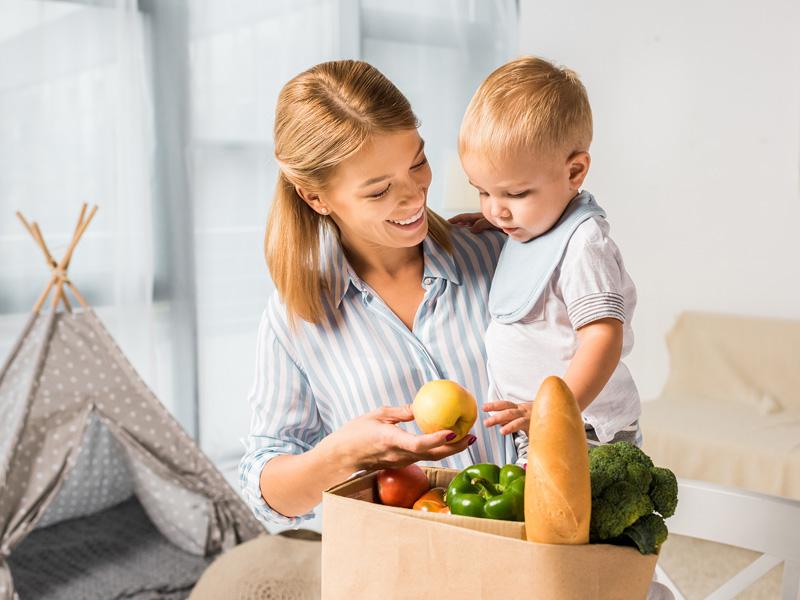 gezin bespaartips