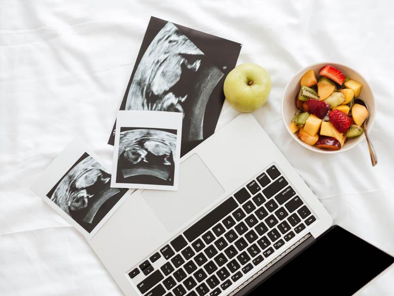 eerste week zwangerschap