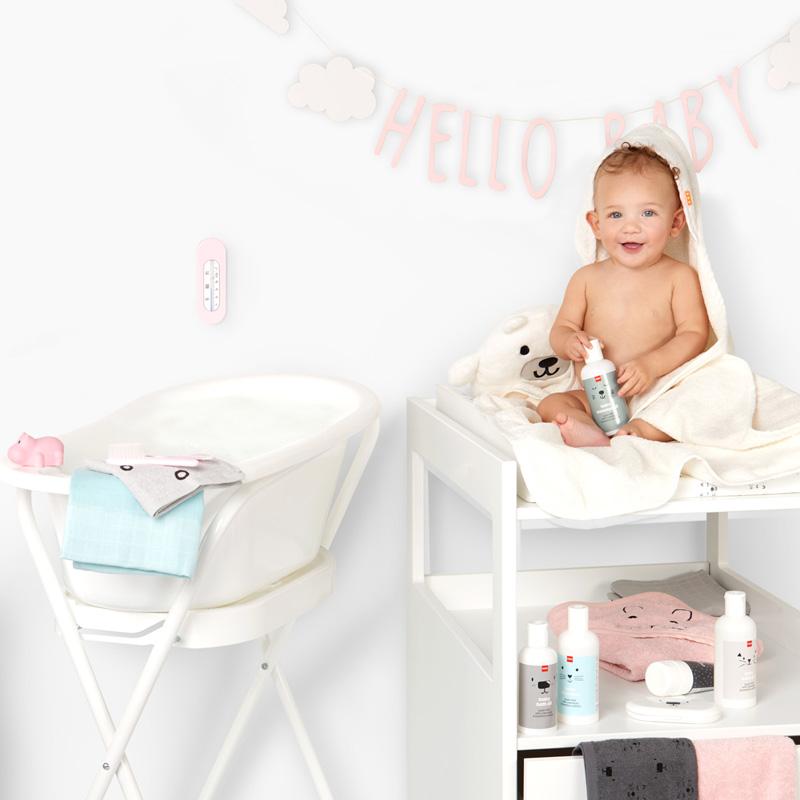 Verbazingwekkend HEMA baby, van badje tot kruik: alle HEMA babyverzorging op een rij JQ-36