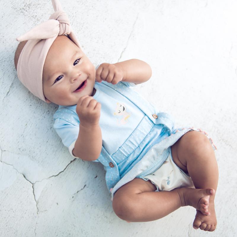 Moodstreet baby zomercollectie